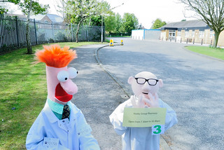 You've got to be a muppet if you don't know these two