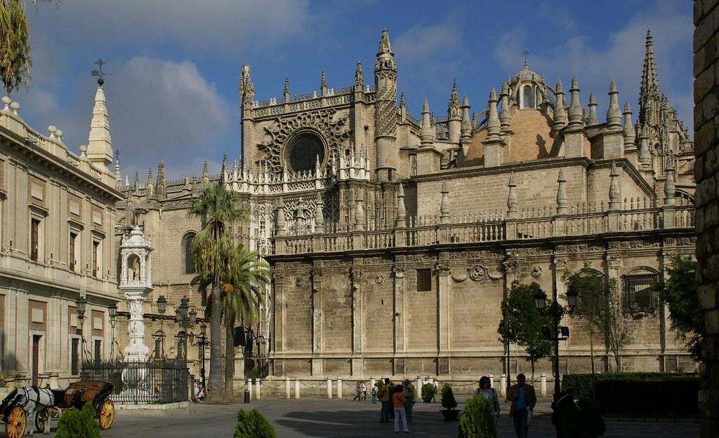 Catedral de Sevilla. Autor, Hermann Luyken