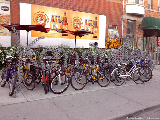 Kensington Bike Rack