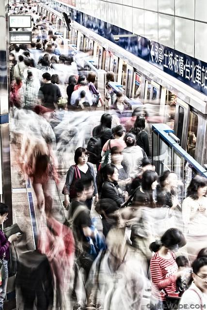 The Taipei MRT   Neil Wade's Photography Blog