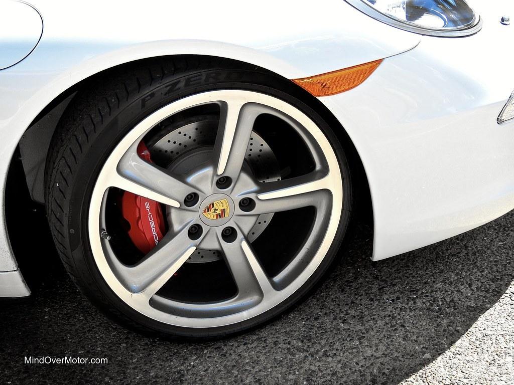 2014 Porsche 991 Carrera 4S Cabriolet wheels