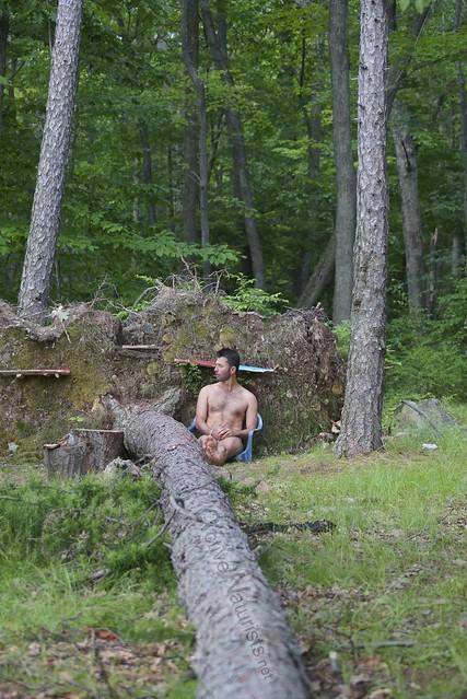 naturist 0003 Harriman State Park, NY, USA