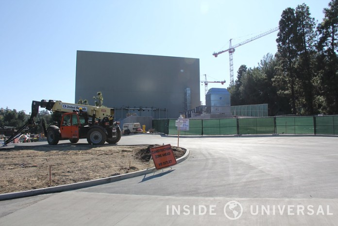 Photo Update: February 8, 2015 - Universal Studios Hollywood - Fast and Furious: Supercharged