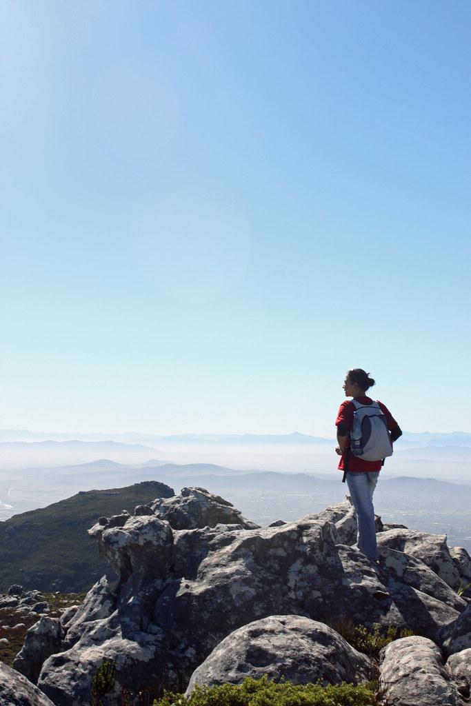 hiking/trekking Sydafrika