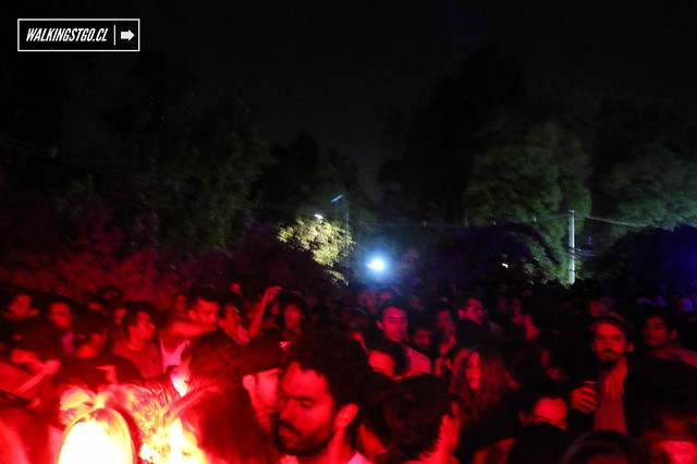 #IntiKunza y #Matanza en el ciclo #BailaBaila en el #TeatroLaCúpula by Fauna y Macarena Club / #ParqueOHiggins #Santiago #Chile
