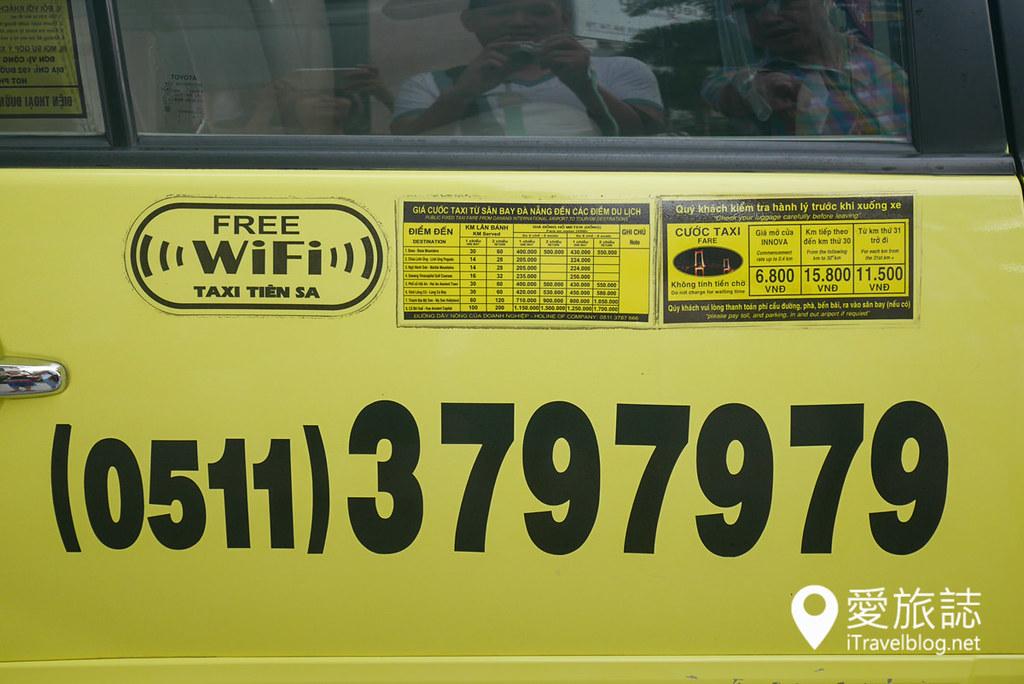 岘港出租车搭乘体验 (15)