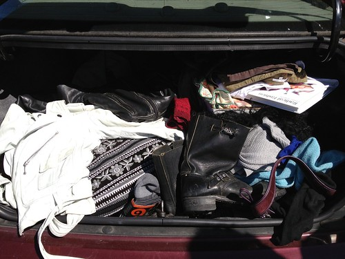 Junk In My Trunk 5-4-13