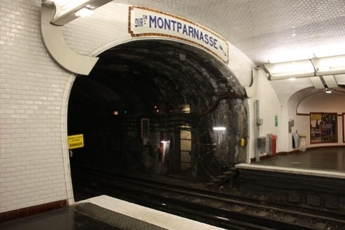 Rennes Métro Station
