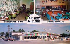 the new blue bird cafe sterling colorado