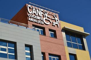 Edificio CANF COCEMFE Andalucía