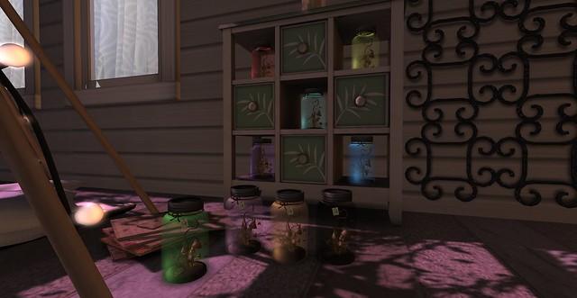 Butterfly Love Jars