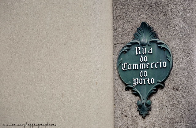 Porto Street names