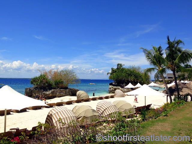Ocean Wing beach view, Shangri-La Mactan