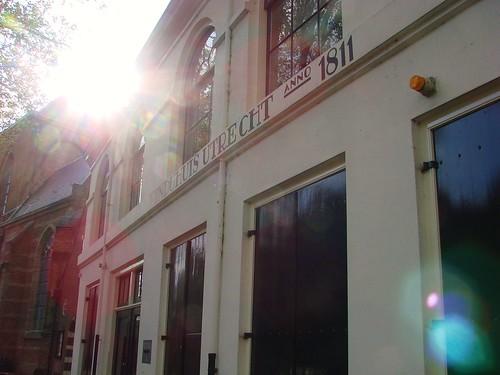 Utrecht in de zon