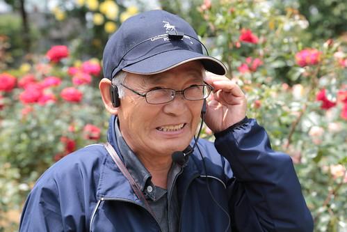 与野公園育成担当(2013当時)の福田さん