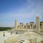 I resti di Persepoli