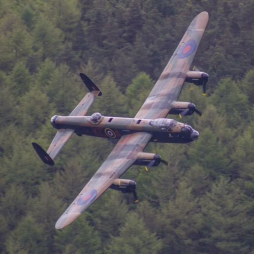 The Dambusters 70th Anniversary Flyby