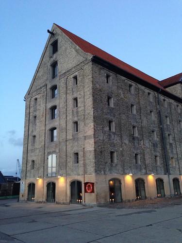 Such a gorgeous building