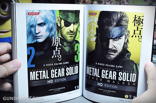 PS3 Metal Gear Legacy Collection Unboxing Review (25)