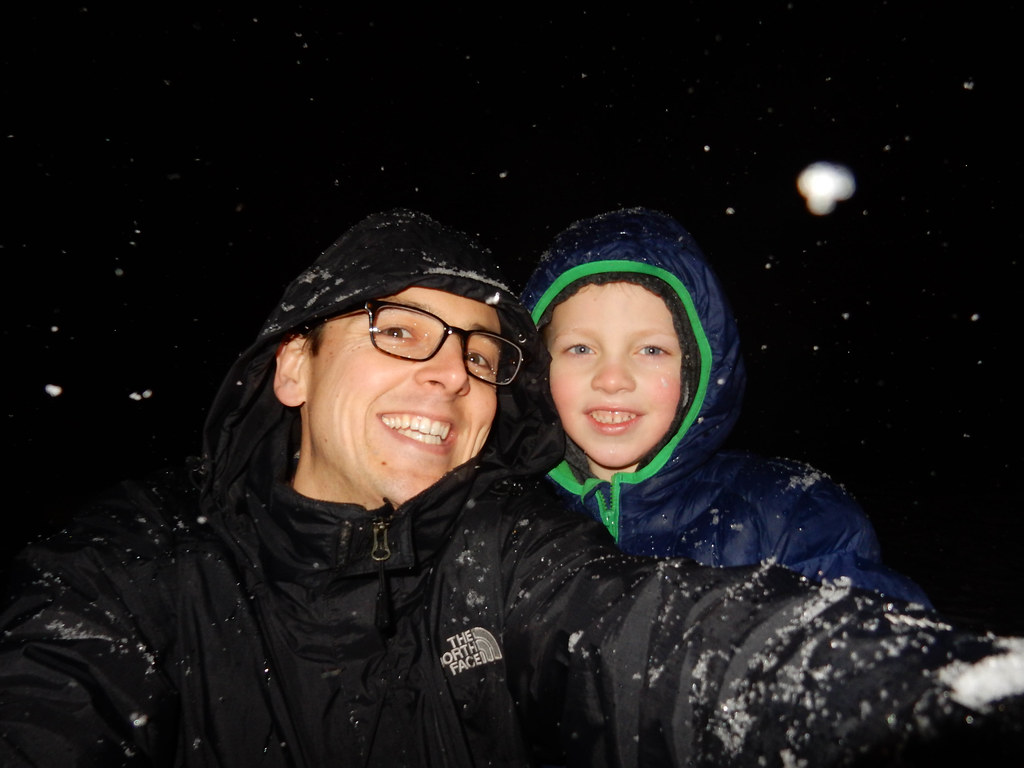 Saturday and Snow (1/24/15)