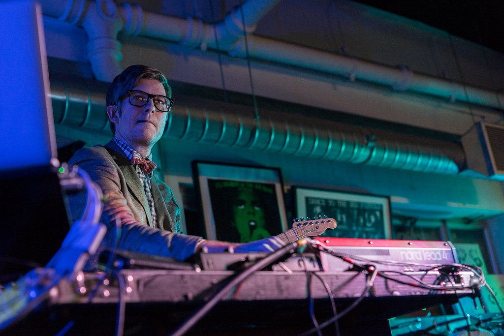 Public Service Broadcasting at Rough Trade