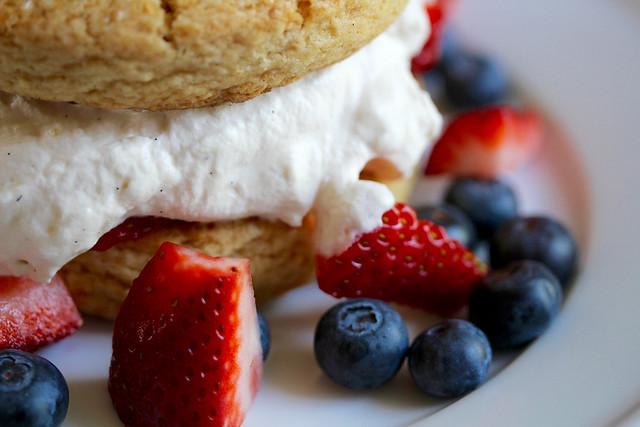 Brown Sugar Shortcakes - 15