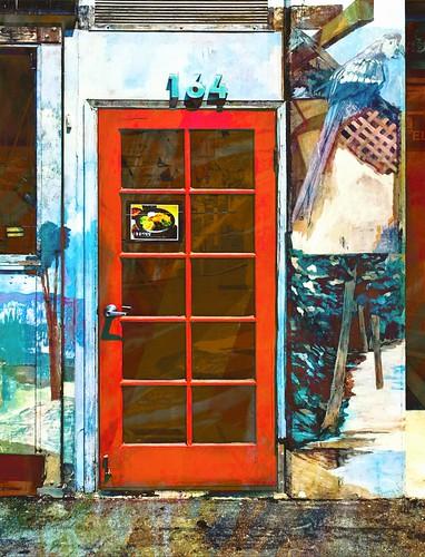 Red Door - Mike Hope - Avante by Mike-Hope