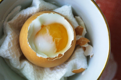 Soft-boiled egg