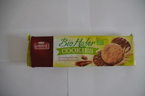 Lambertz Bio Hafer-Cookies