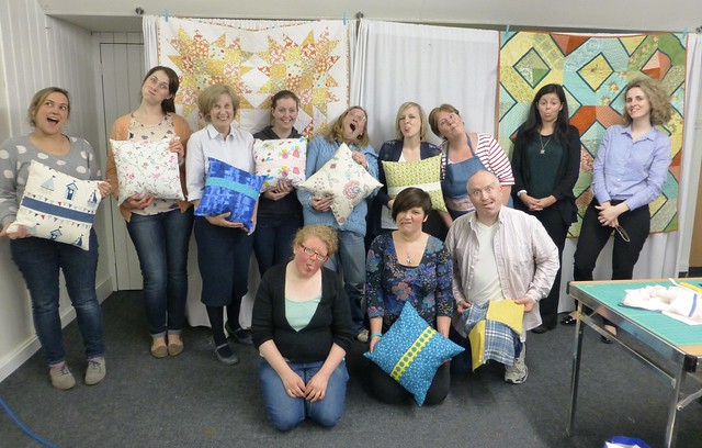 Machine Sewing for Beginners Class May13