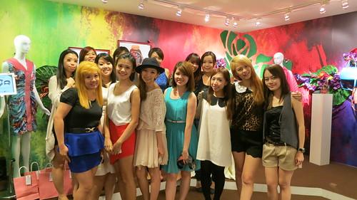 Singapore Lifestyle Blog, Singapore Beauty Blog, Majolica Majorca, nadnut, Majolica Majorca nadnut, Beauty Direct, Beauty Direct Star Lash, False eyelashes, beauty events, beauty bloggers