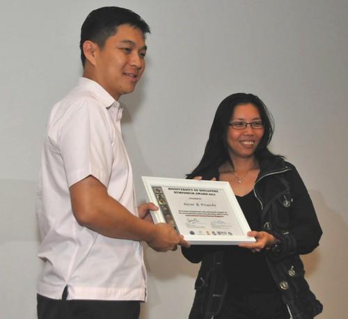 BoSS III Symposium Award: Oscar & Friends