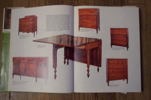 Page 20 Has A Picture Of The Book Of Prices Of The United Society Of  Journeymen Cabinet Makers Of Cincinnati For The Manufacture Of Cabinet Ware  In 1836.