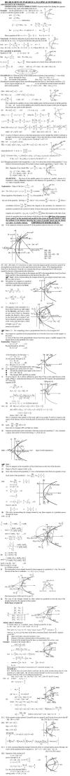 Maths Study Material - Chapter 20