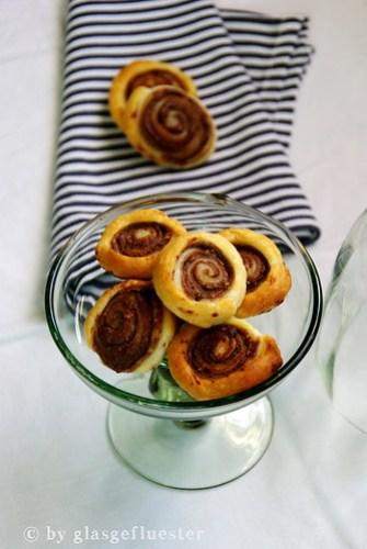 Erdnuss Nutella Rädchen von Glasgeflüster 3