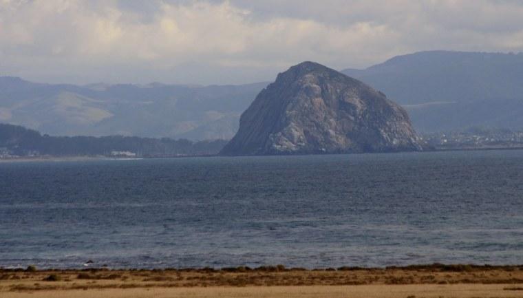 THE ROCK of Morro Bay