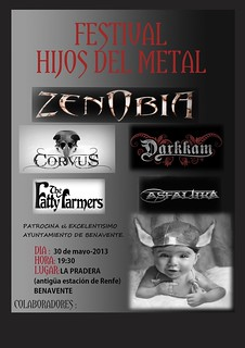Festival Hijos del Metal - Benavente - Zamora