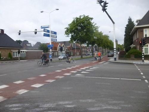 Netherlands - all green