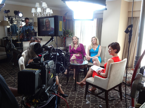 ABC 20/20 ELIZABETH VARGAS INTERVIEWS CHERYL SHUMAN BEVERLY HILLS CANNABIS CLUB by CherylShumanInc