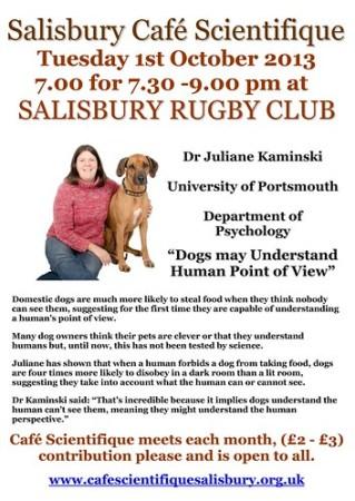 Poster for Juliane Kaminski