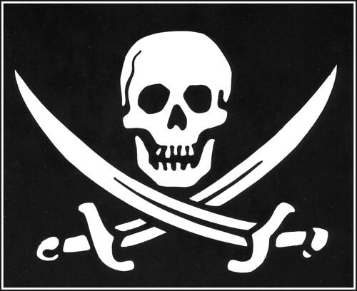 Kapitan Pióreczko i piraci