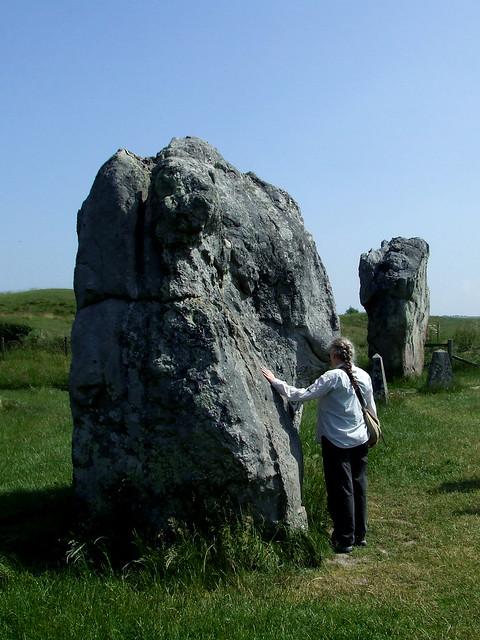 Avebury stones 8
