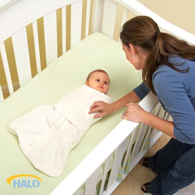 5. Happy Babies Sleep Alone