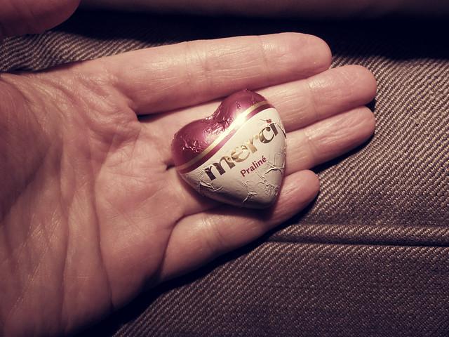 Geschenktes Herz