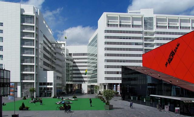Den Haag in kleur. Foto door Roel Wijnants, op Flickr.