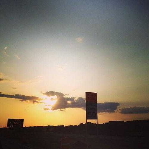 #texas sky by @MySoDotCom