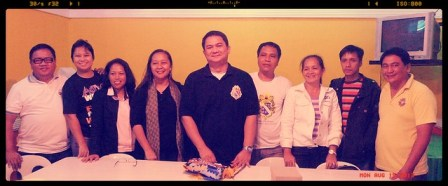 APO GenSan Officers