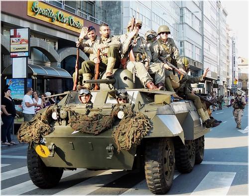 3380-Recreaccion militar nos Cantons da Coruña.