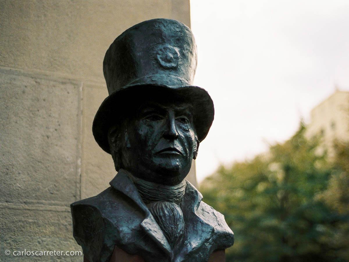 """El """"sombrerero loco""""... o no"""