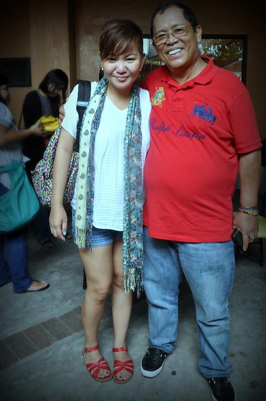 with Mr. Barako Joe